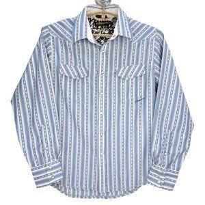 Billabong Western Long Sleeve Pearl Snap Shirt